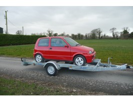 Lider Car Transporter 32750.  Price includes Spare Wheel