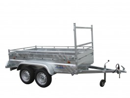 Lider Robust 37394 with Optional Ladder Rack
