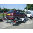 Lider Car Transporter 39770.  Price includes winch and pair of wheel chocks