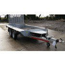 TEMARED BUILDER 3 Plant Trailer 4018