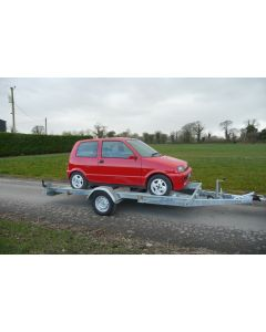 Lider Car Transporter 39750. Price includes winch and pair of wheel chocks