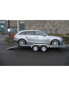 Lider Car Transporter 39760 Tilt-bed  Price includes winch and pair of wheel chocks