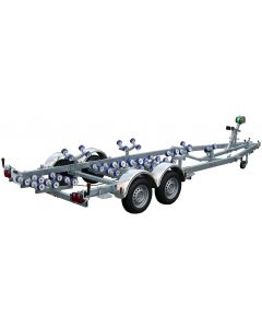 Double Axle Boat Trailers