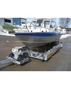 Mecanorem  Hydraulic Boat Yard Trailers