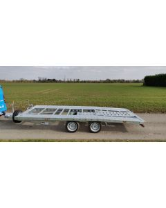 PRG Trailers Ltd.  ProLine Beavertail